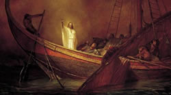 Fishing with Jesus