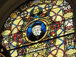 john wycliffe window