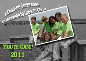 Youth Camp 2011 Announcement